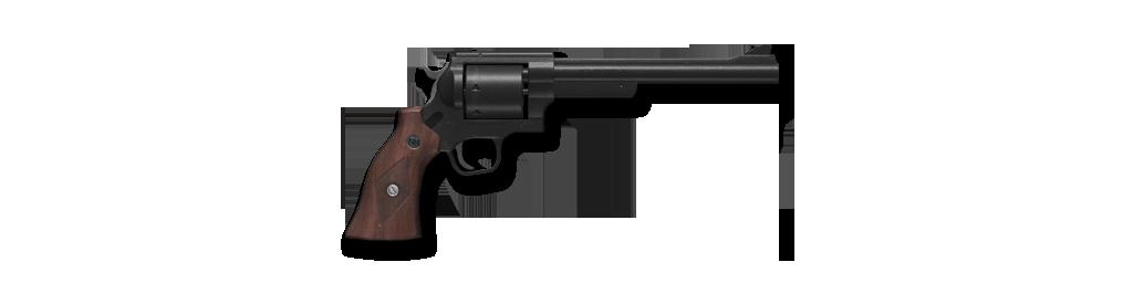 .357 Revolver (Black)