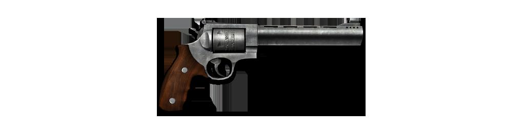 .454 Revolver (El Bisonte)