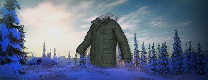 nueva ropa del artico ARCTICGREEN