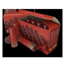 12 GA Buckshot Shells