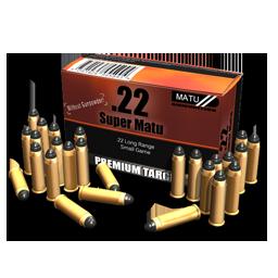 .22 LR Ammunition