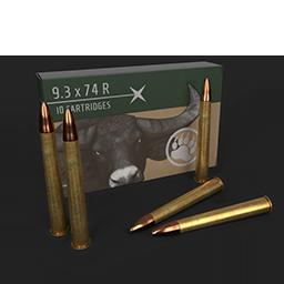 9.3x74R Ammunition