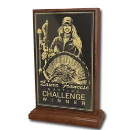 Laura Francese's Crossbow Challenge - 1° Classificato Laura_francese_gold